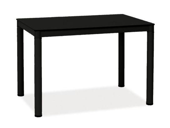 Jedálenský stôl GALANT černý 60x100