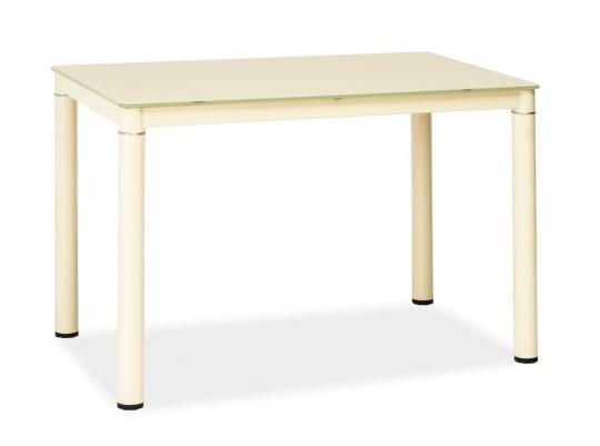 Jídelní stůl GALANT krémový 60x100