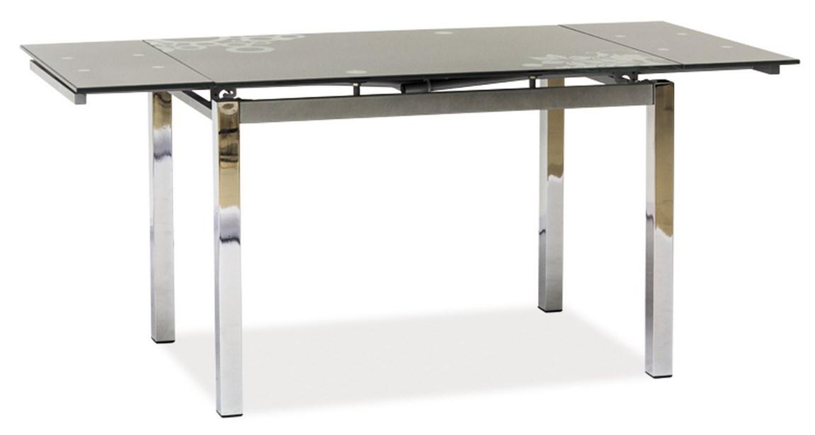 Jedálenský stôl GD-017 rozkladací šedý