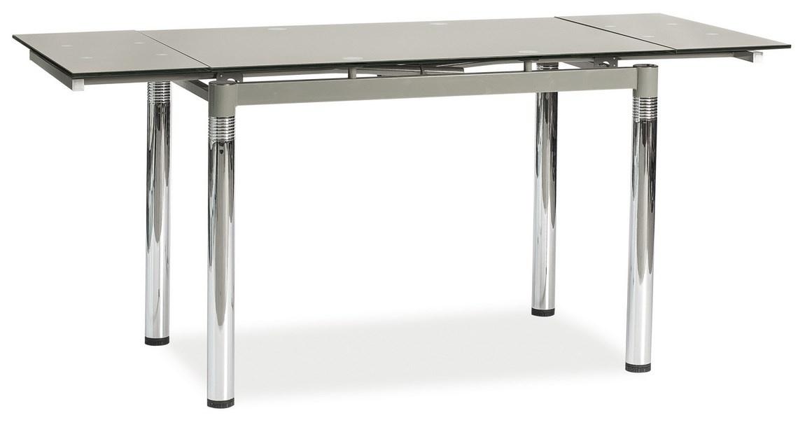 Jedálenský stôl GD-018 rozkladací šedý