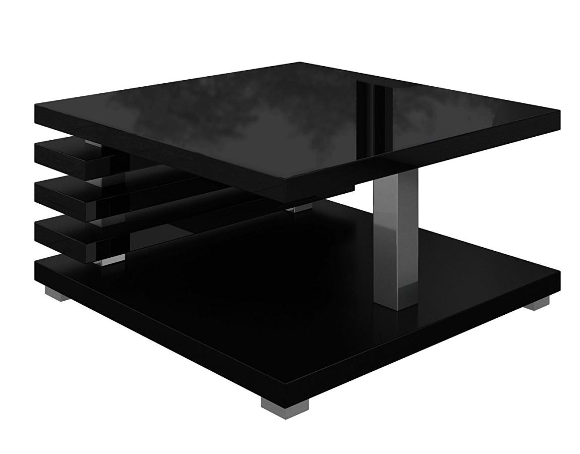 Konferenční stolek GLEN černá lesk