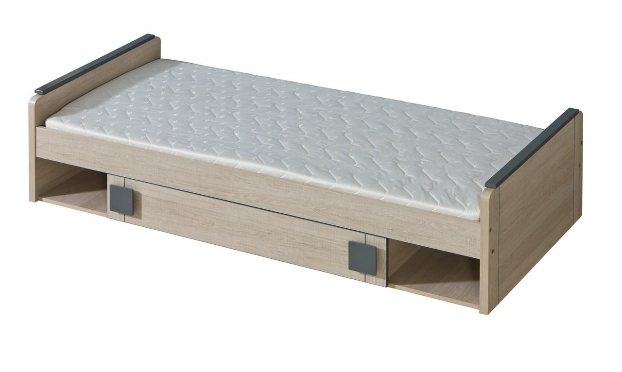 GIMMI G13 postel s úložným priestorom