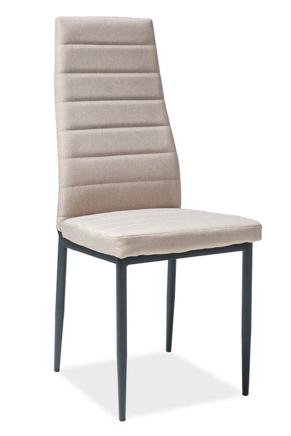 Jedálenská čalúnená stolička H-265 béžová
