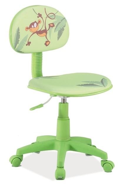 Kancelárska stolička HOP 4 zelená