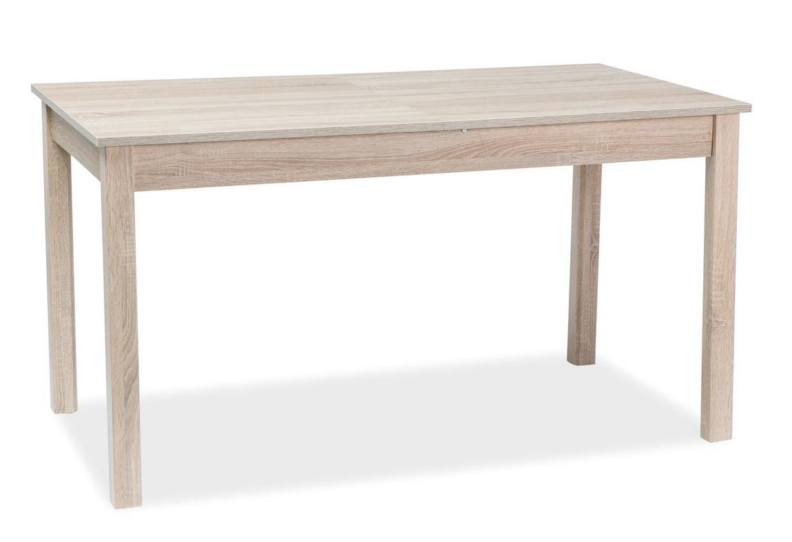 Jídelní stůl rozkládací HORACY 160x80 sonoma