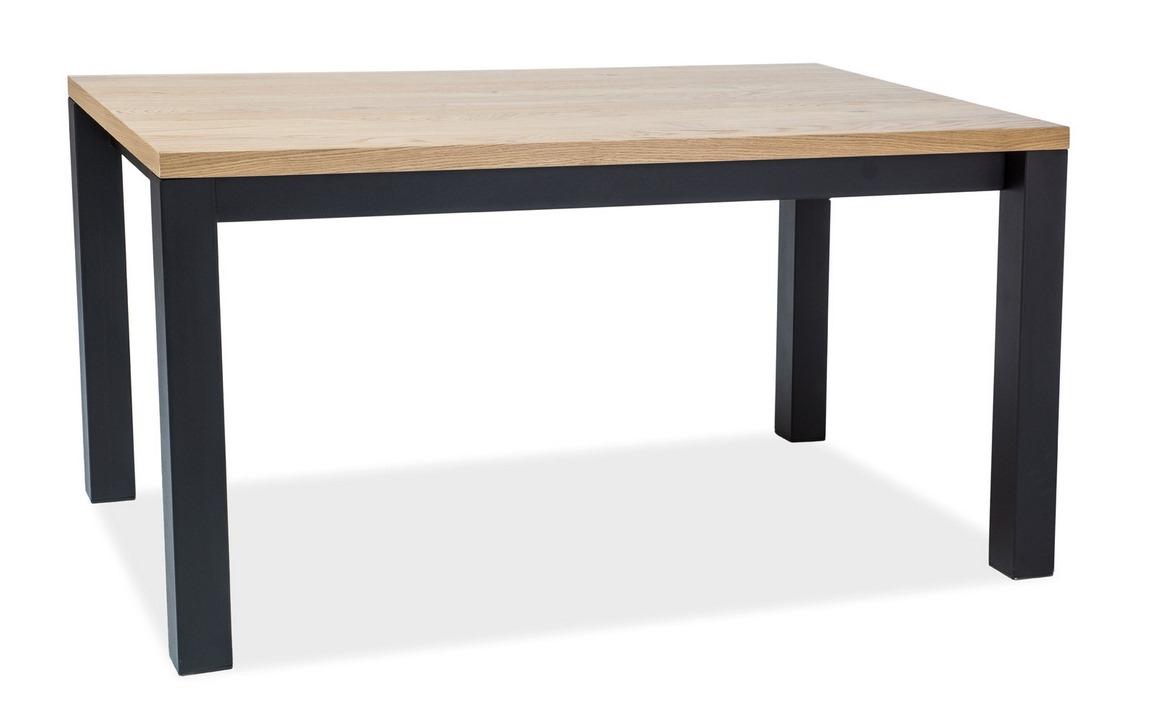 Jedálenský stôl IMPERIAL 150 cm dub masiv