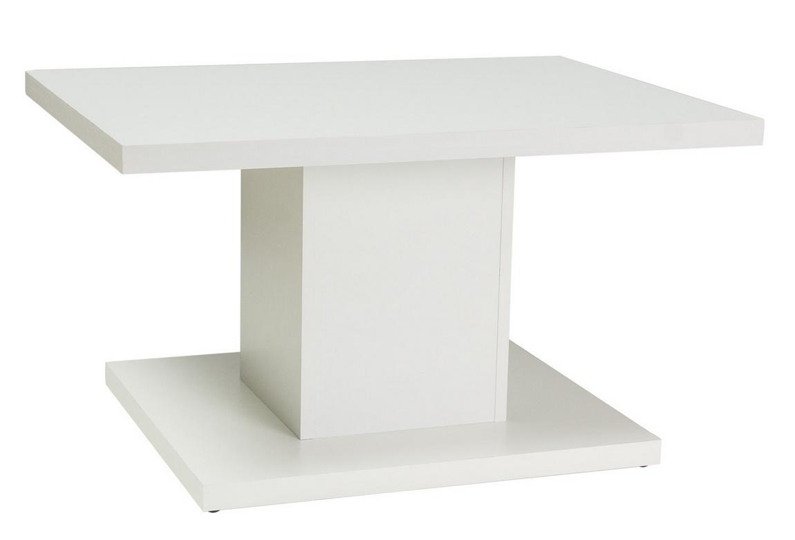 Konferenčný stolík ISLA biela