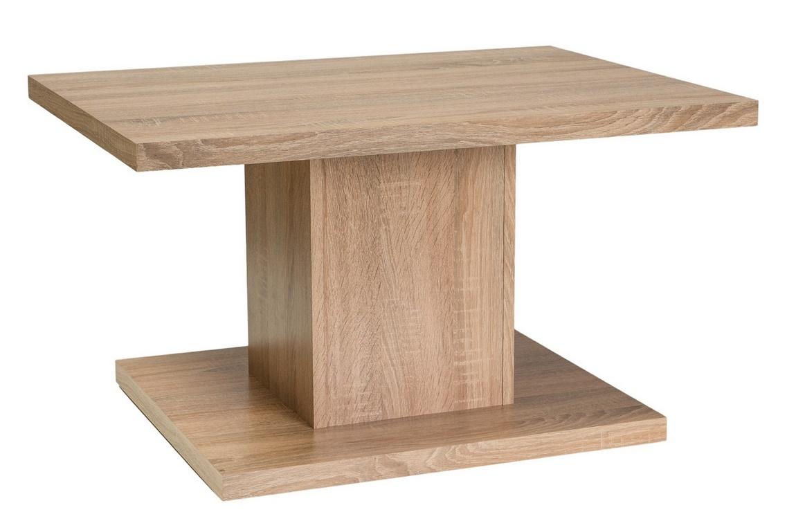 Konferenčný stolík ISLA dub sonoma
