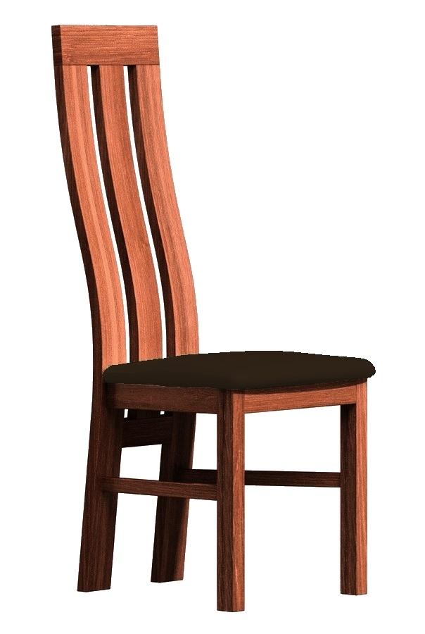 Čalúnená stolička II dub stoletý/Victoria 36