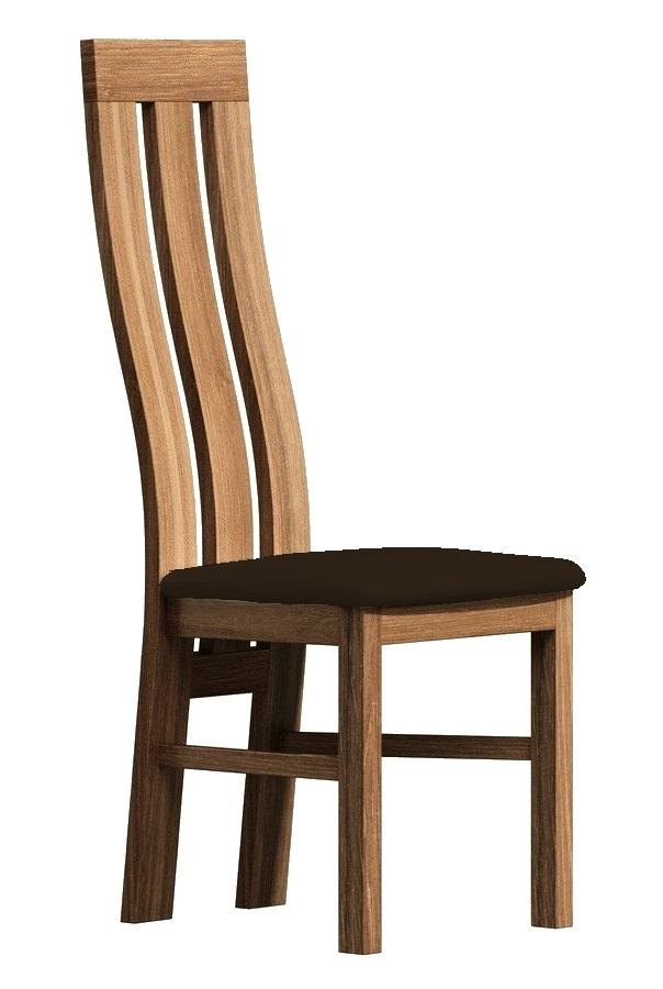 Čalúnená stolička II jasan světlý/Victoria 36