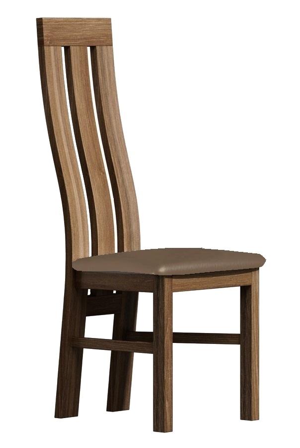 Čalúnená stolička II dub lefkas/Victoria 31