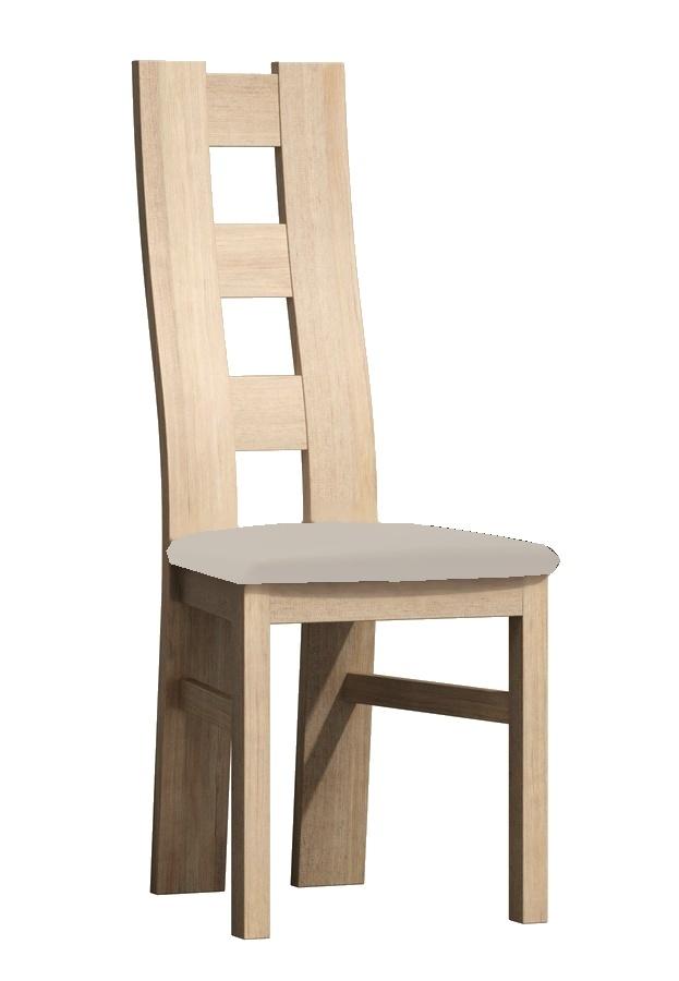 Čalúnená stolička I kraft zlatý/Victoria 20