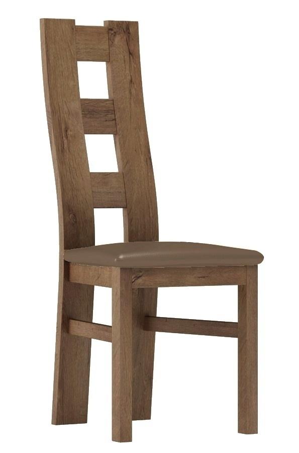 Čalúnená stolička I dub lefkas/Victoria 31