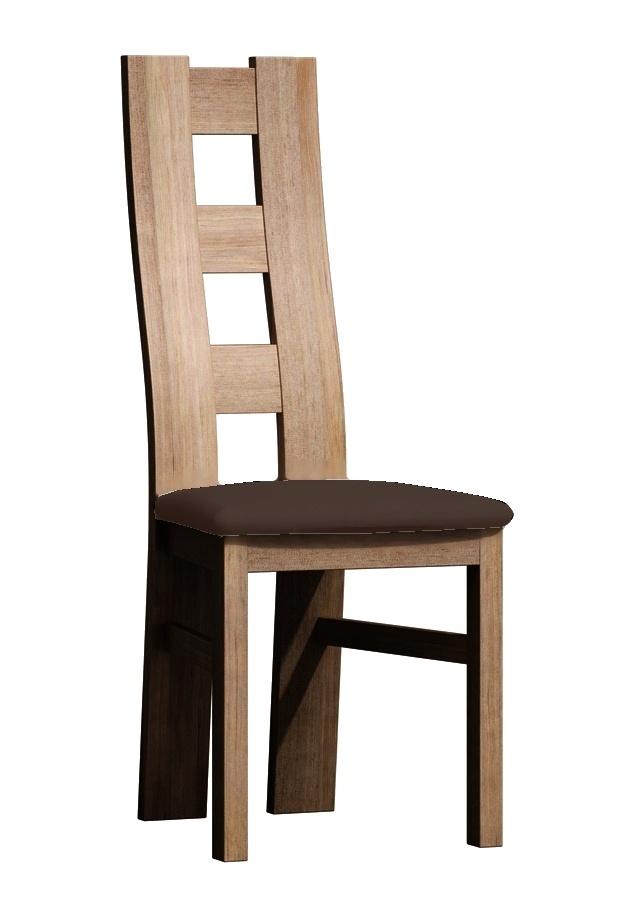 Čalúnená stolička I dub sanremo/Victoria 36