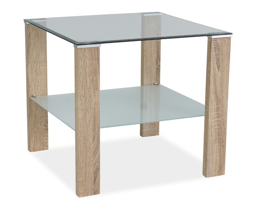 Konferenční stolek KARINA D - dub sonoma