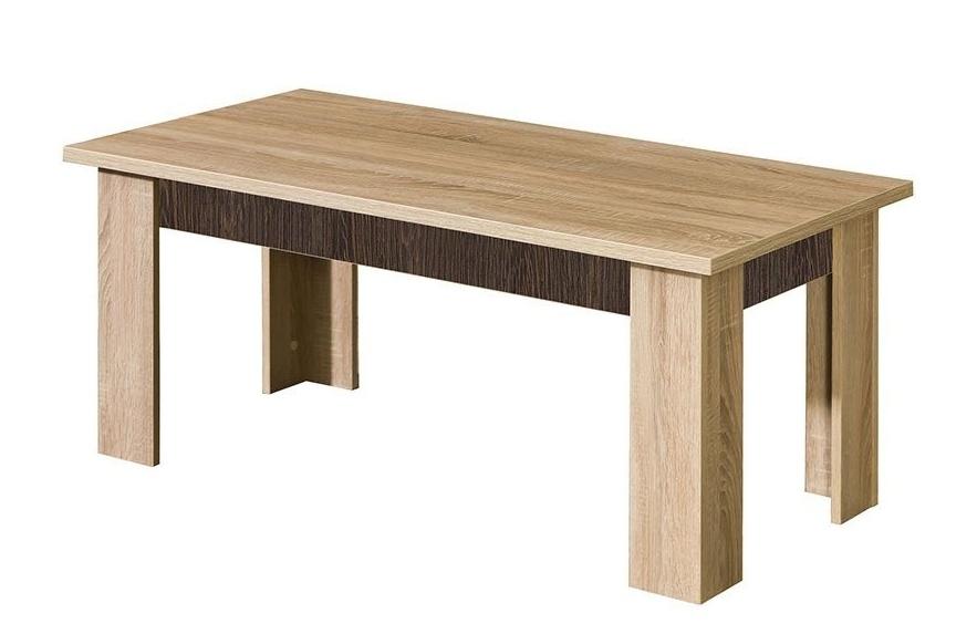 konferenčný stolík CARMELO C12 sonoma/arusha