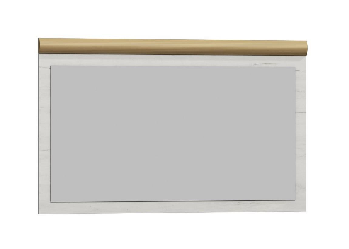 zrkadlo KORA K14 divoký dub/biela