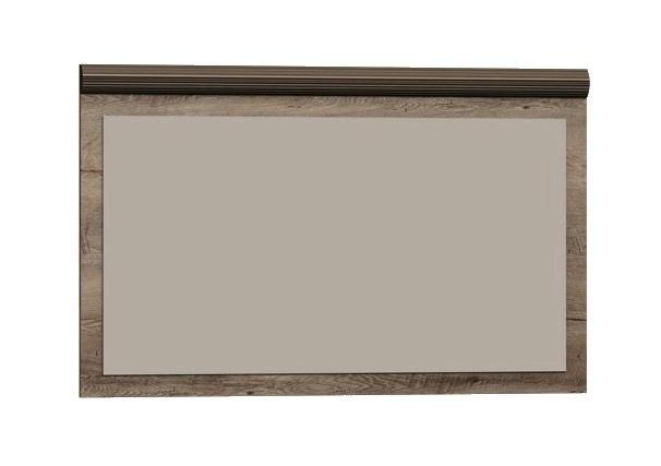 zrkadlo KORA K14 jasan tmavý