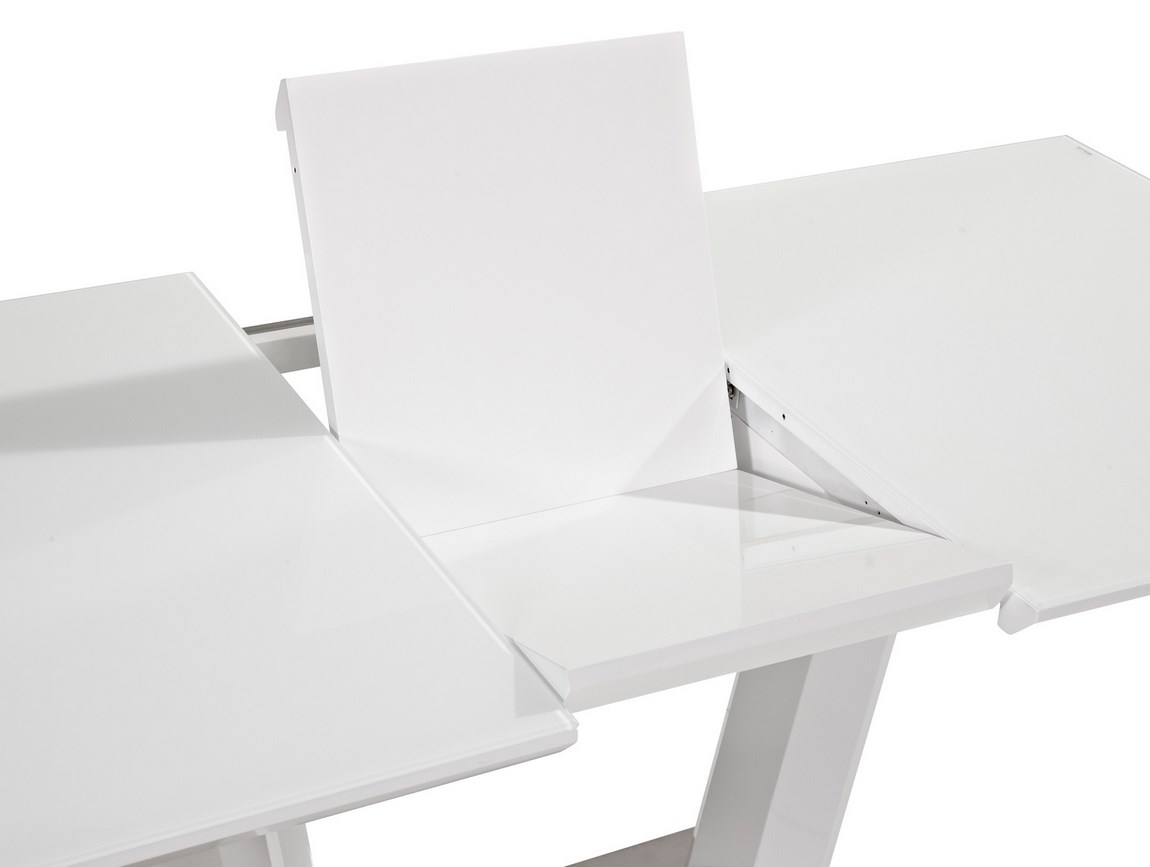 Jedálenský stôl LAUREN rozkladací 160x90