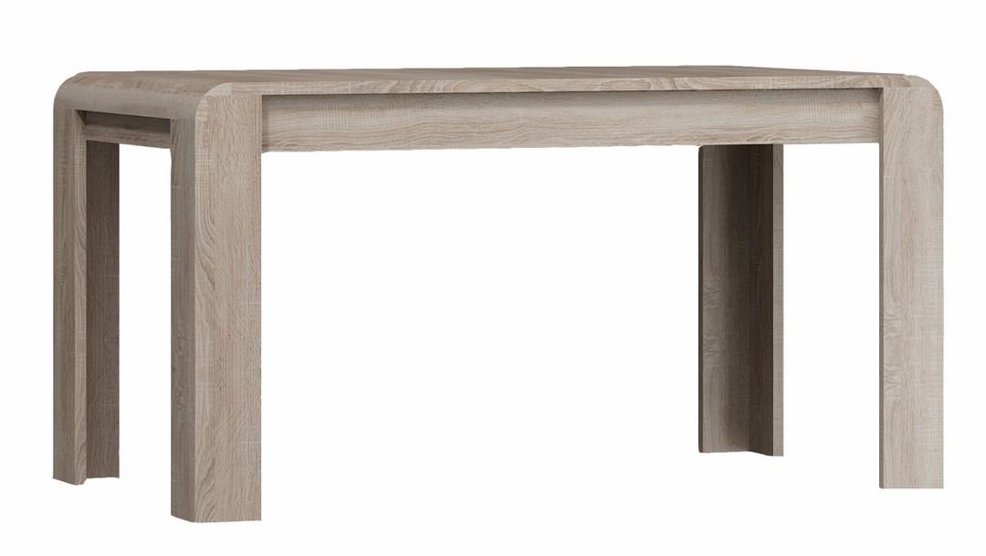 Rozkládací jedálenský stôl LINK sonoma
