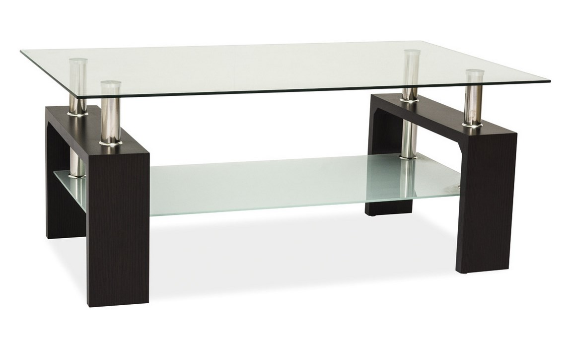 Konferenčný stolík LISA BASIC II - wenge