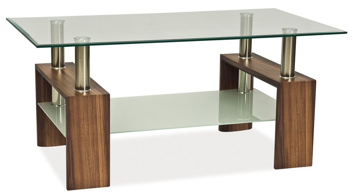 Konferenční stolek LISA II - ořech
