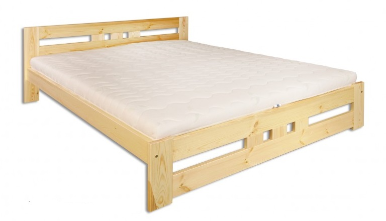 KL-117 postel šířka 120 cm