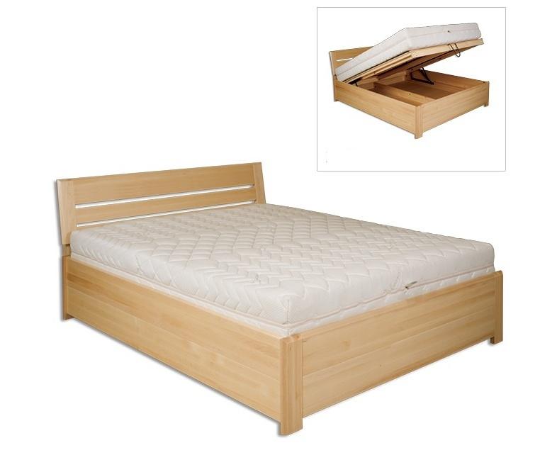 KL-195 postel s úložným priestorom šířka 120 cm