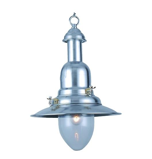 Závesná lampa LW-43 chrom