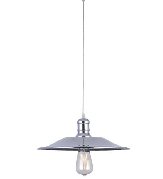 Závesná lampa LW-45 chrom