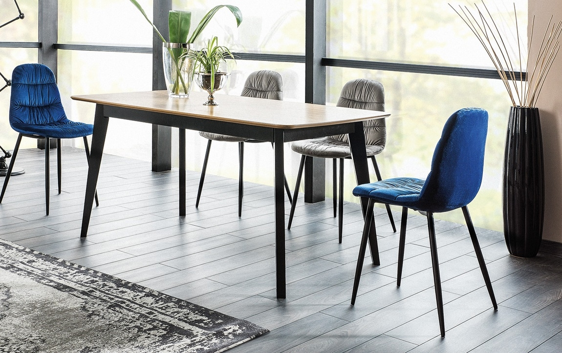 Jedálenský stôl MACAN 160 cm