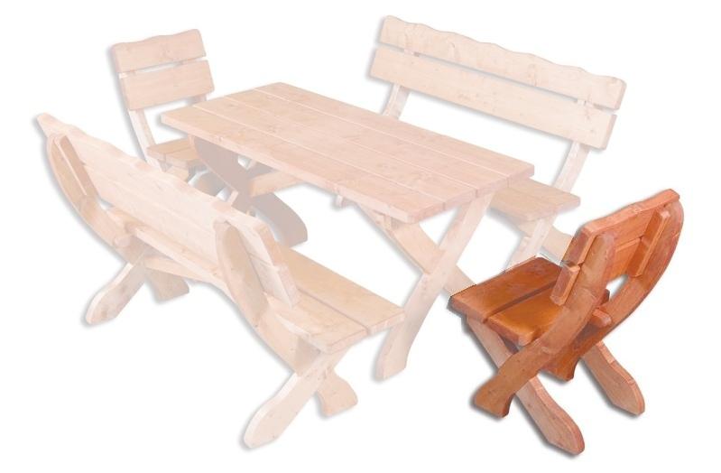 OM-105 zahradní stolička
