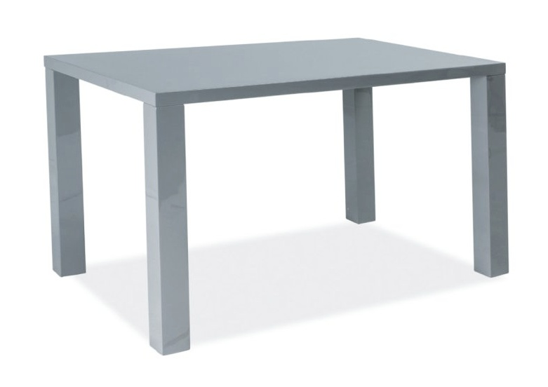 Jedálenský stôl MONTEGO 120x80 cm šedý