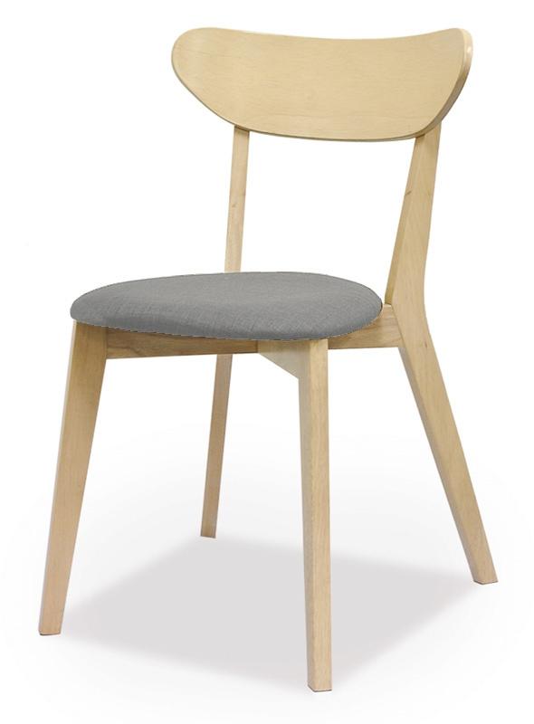 Jedálenská čalúnená stolička NARVIK