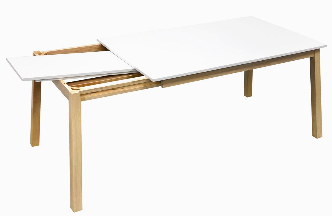 Jedálenský stôl NARVIK rozkladací