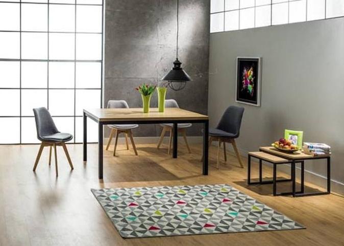 Jedálenský stôl NORMANO 180x90 dřevo masiv