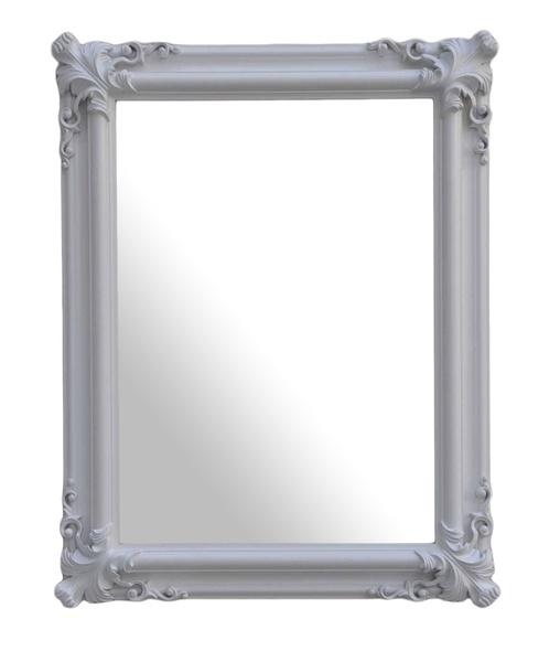 Zrkadlo ORIENT 120x90 biela