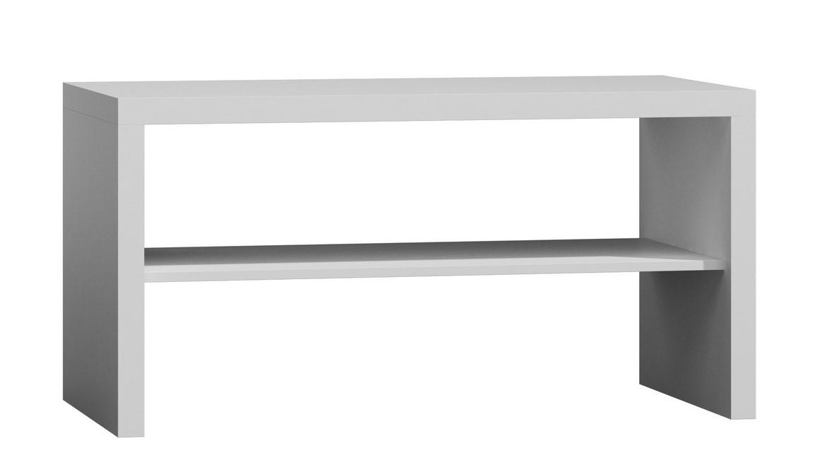 konferenčný stolík PARIS P14 biela