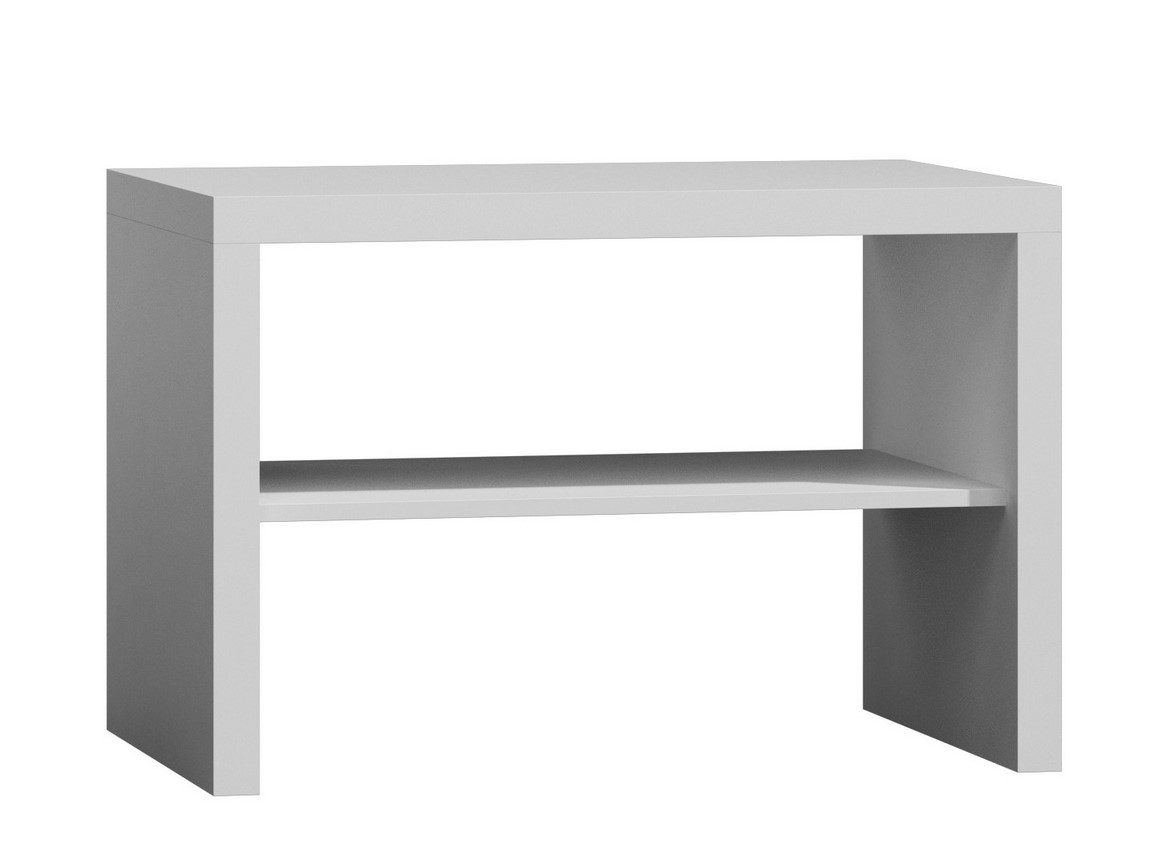 konferenčný stolík PARIS P15 biela
