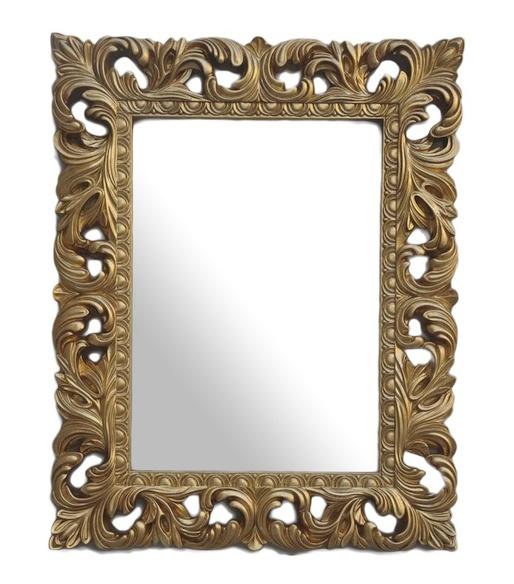 Zrkadlo PALAZZO 100x80 zlatá