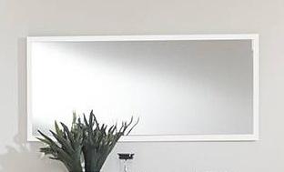 zrkadlo PAMELA 919 alpská biela