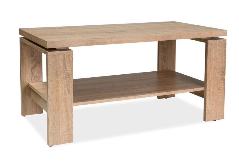Konferenčný stolík PAOLA dub sonoma