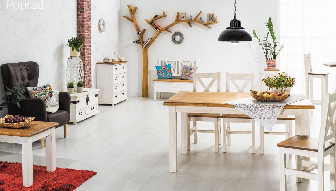 Jedálenský stôl Poprad 160x90