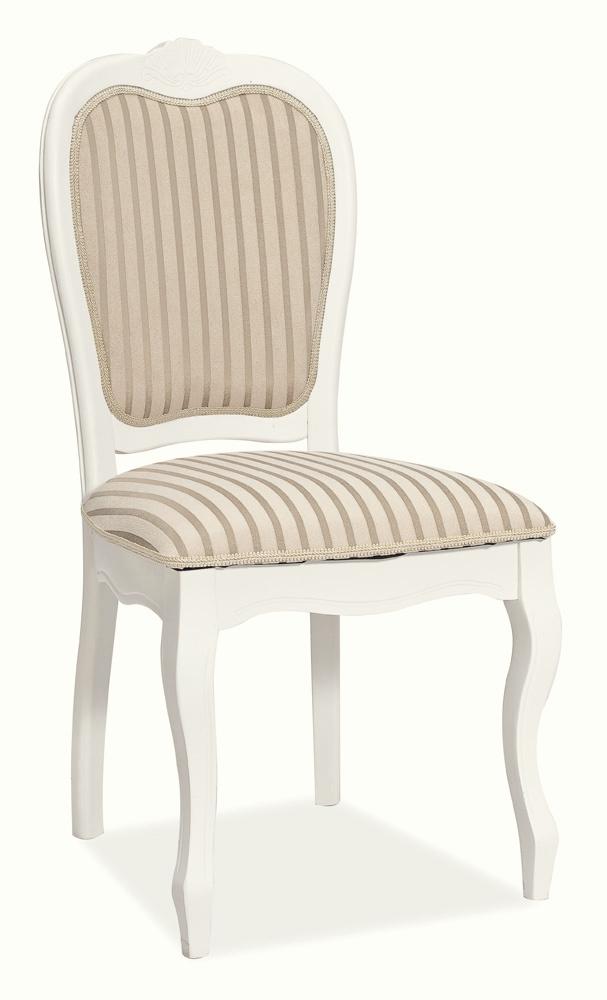 Jedálenská čalúnená stolička PR-SC