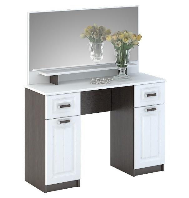 PRAGA CT-900 Toaletný stolík so zrkadlom