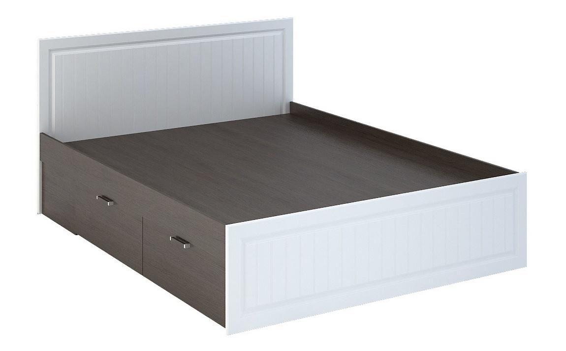 PRAGA KP-903 postel 160 so zásuvkami
