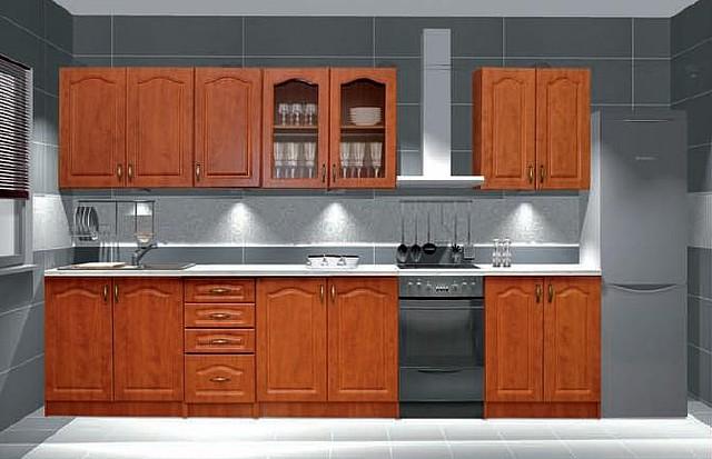 Kuchyně PREMIUM 260 hruška
