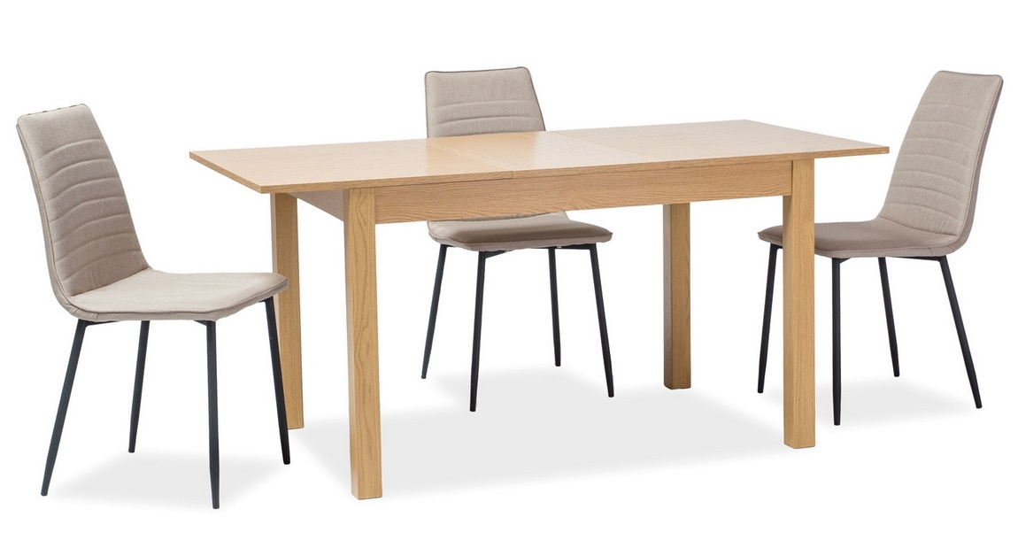 Jedálenský stôl rozkládací PRISM dub