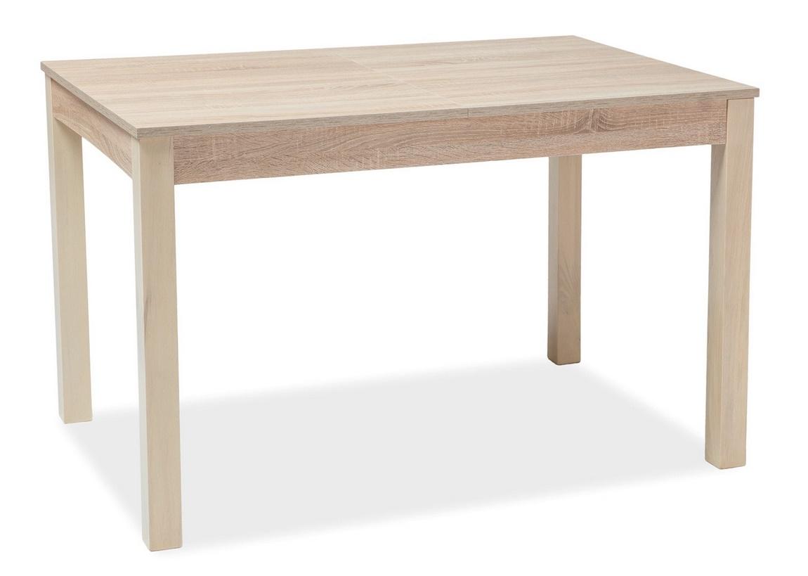 Jedálenský stôl rozkládací PRISM dub sonoma