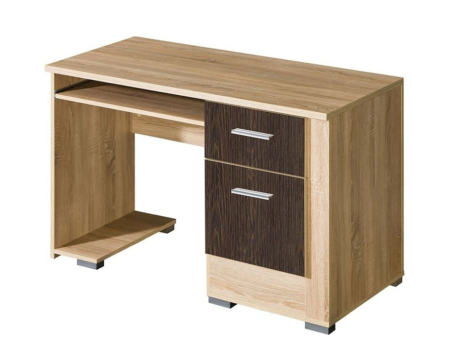 Písaci stôl CARMELO C15 sonoma/arusha
